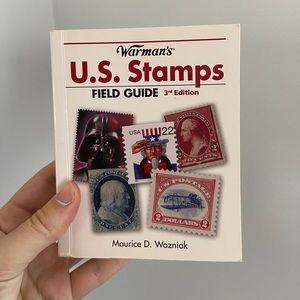 US stamp book